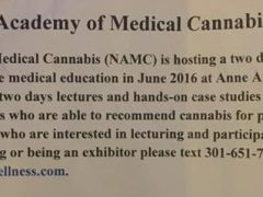 National Academy of Medical Cannabis