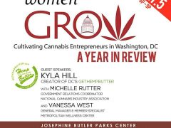 Women Grow DC: A Year in Review Celebration!