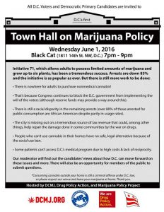 DC-Council-Candidate-Town-Hall-on-Marijuana-Policy