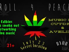 Roll 4 Peace: DC Style