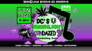 Sundazed 2- DC's Greenlight SundayFunday Fundraiser Event