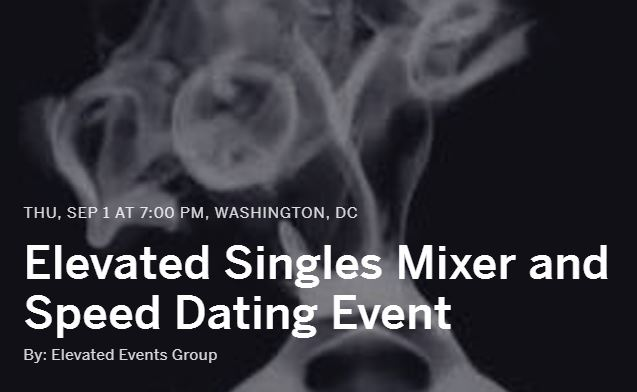Black speed dating in washington dc