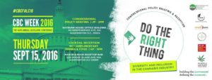 Do the Right Thing: Diversity and Inclusion in the Cannabis Industry - September 15 2016