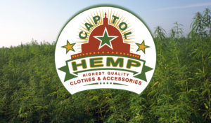 Capitol Hemp head shop