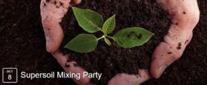 Supersoil Mixing Party - October 8 2016