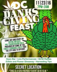DC Danksgiving Feast – November 23 2016