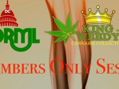 DC NORML Members Only Sesh - October 12 2016
