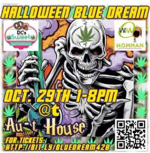 Halloween Blue Dream - October 29 2016