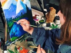 Puff, Pass & Paint Washington DC – November and December 2016 Dates