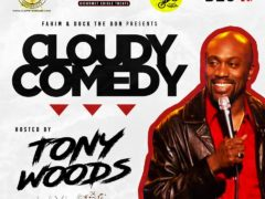 Cloudy Comedy hosted by Capsterdam University - December 1 2016