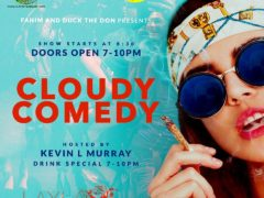 Cloudy Comedy hosted by Capsterdam University - November 10 2016