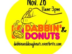 Dabbin & Doughnuts by Supreme Delights - November 26 2016