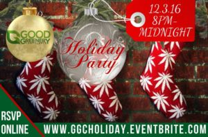 GGC Holiday Mixer - December 3 2016