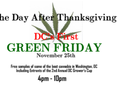 Green Friday - November 25 2016