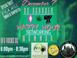 Ladies Grow Out Social Networking Event - December 7 2016