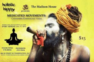 Medicated Movements Cannabis Enhanced Yoga - December 4 2016