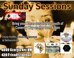 Sunday Sessions - December 4 2016