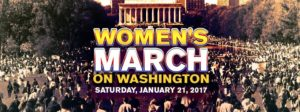Women's March on Washington to Arizona - January 21 2017