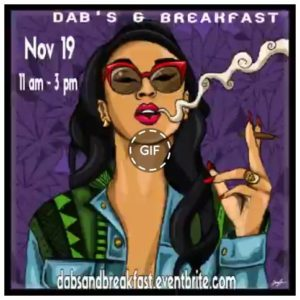 Dabs & Breakfast - November 19 2016