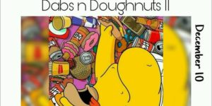Dabbin & Doughnuts by Supreme Delights - December 10 2016