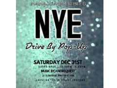Mamajuana Edibles NYE Pop-Up - December 31 2016