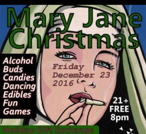 Mary Jane Christmas - December 23 2016