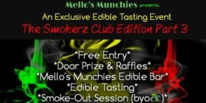 Mello's Munchies The Smokerz Club Edition Part 3