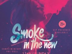 Smoke In The New! The Hangover Edition - January 1 2017