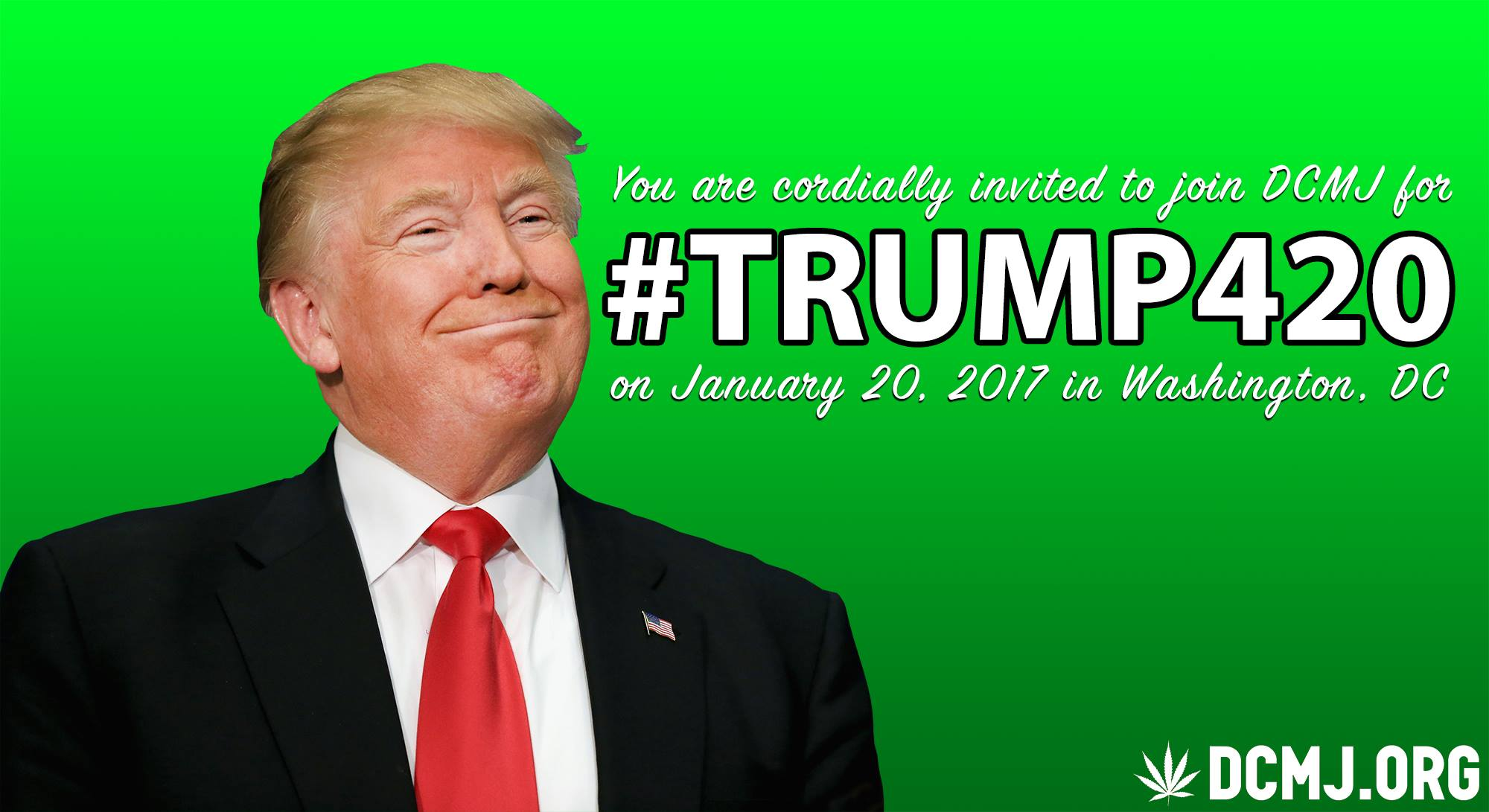 trump420 4,200 Free Joints Will Be Handed Out At Trumps Inauguration
