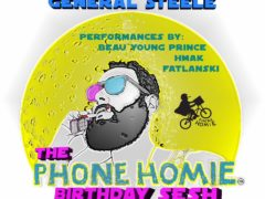2nd Annual Phone Homie Birthday Extravaganza - December 15 2016
