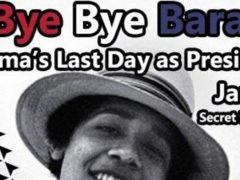 Bye Bye Barack - Obama's Last Day as President Party - January 19 2017