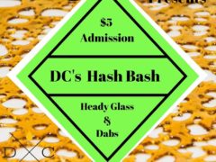 DC's Hash Bash - January 5 2017