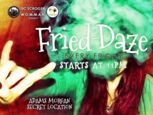 Fried-Daze Cannabition After Hours - January 27 2017