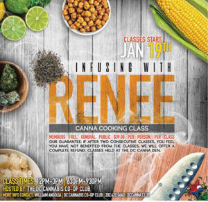 Infusing with Renee - January 19 2017