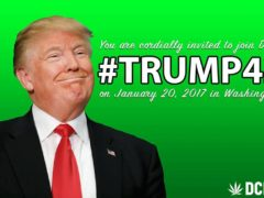 Joint Rolling Party for DCMJ #Trump420 - January 14 2017