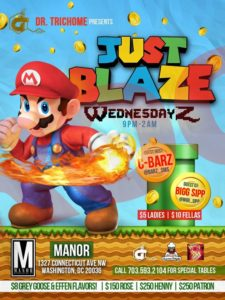 Just Blaze Wednesdayz - February 1 2017