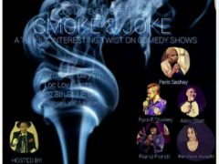 Smoke & Joke - A Highly Interesting Twist on Comedy Shows - January 7 2017
