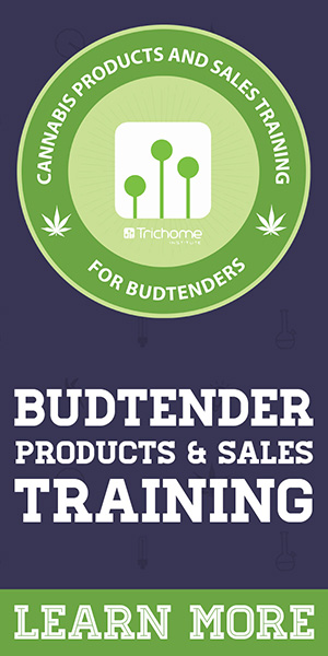 Budtender Training by Trichome Institute
