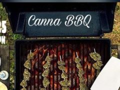 Canna BBQ by Supreme Delights - February 25 2017