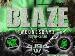 Dr Trichome Presents Just Blaze Wednesdays - February 15 2017
