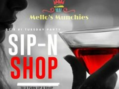 Mello's Munchies Sip-N Shop - February 7 2017