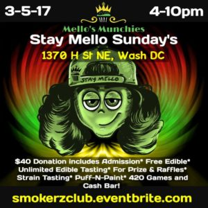 Stay Mello Sunday's - March 5 2017