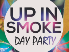 Up In Smoke Day Party hosted by Puffing Picasso - February 26 2017