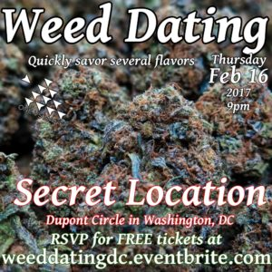 Weed Dating - February 17 2017