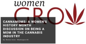 Cannamoms Being a Mom in the Cannabis Industry - March 23 2017