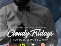Cloudy Fridays sponsored by Capsterdam University - March 3 2017