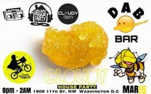 Cloudy House Party - March 15 2017
