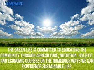 The Green Life DC Seminar - March 4 2017