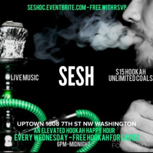 Wednesday Night Sesh - March 8 2017