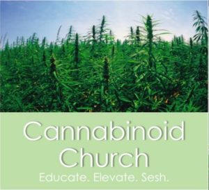Cannabinoid Church: The Philanthropy Sesh Hosted by Ranger Apothecary - April 30 2017